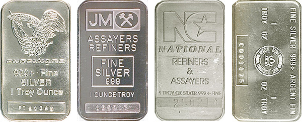 Coin Creations Llc Products Silver Bars